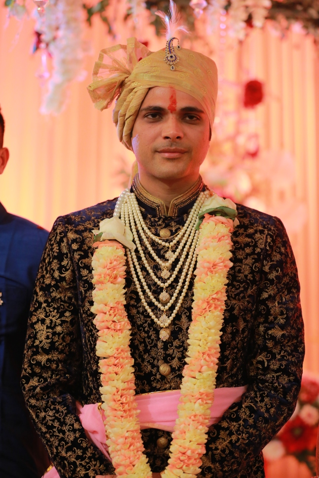 hindoe huwelijk bruidegom