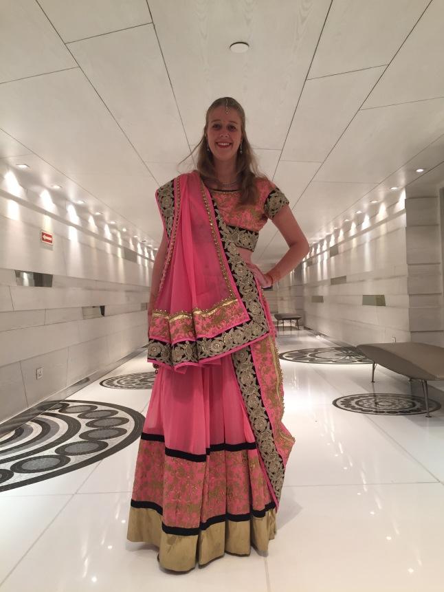 hindoe huwelijk lehenga